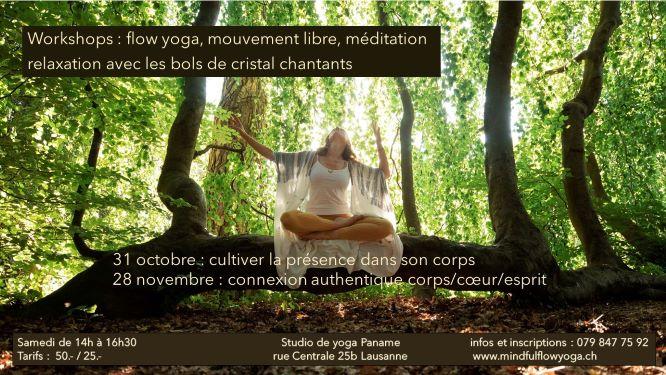 cours de yoga suisse